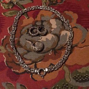 Jewelry - Byzantine Necklace, earrings, ring (8)